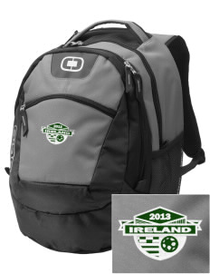 Republic of Ireland Soccer Embroidered OGIO Rogue Backpack