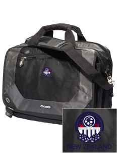 New Zealand Soccer Embroidered OGIO Corporate City Corp Messenger Bag