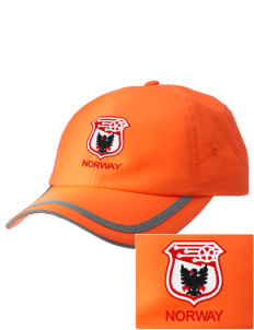 Norway Soccer  Embroidered Safety Cap