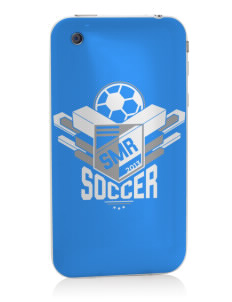 San Marino Soccer Apple iPhone 3G/ 3GS Skin