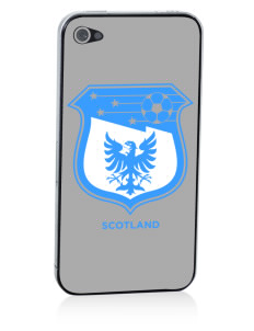 Scotland Soccer Apple iPhone 4/4S Skin