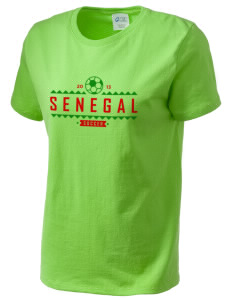 Senegal Soccer Women's Essential T-Shirt