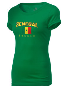 Senegal Soccer Holloway Women's Groove T-Shirt