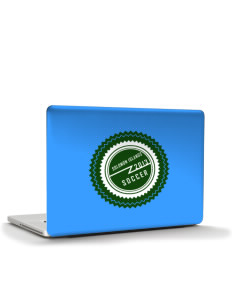 "Solomon Islands Soccer Apple MacBook Air 13"" Skin"