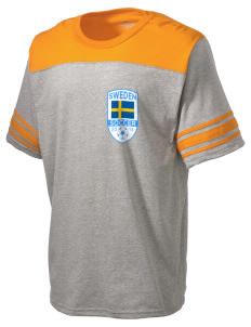 Sweden Soccer Holloway Men's Champ T-Shirt