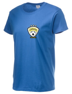 Ukraine Soccer Women's 6.1 oz Ultra Cotton T-Shirt