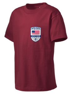 United States Soccer Kid's Essential T-Shirt