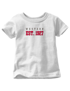 Western Seminary Est. 1927  Toddler Jersey T-Shirt