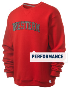 Western Seminary Est. 1927  Russell Men's Dri-Power Crewneck Sweatshirt