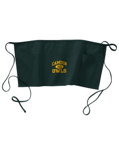 Camden Primary School Owls Waist Apron with Pockets