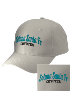 Solana Santa Fe Elementary School Coyotes Embroidered Low-Profile Cap