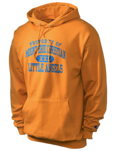 Mount Erie Christian Academy Little Angels Champion Men's Hooded Sweatshirt