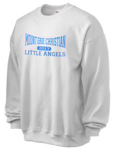 Mount Erie Christian Academy Little Angels Ultra Blend 50/50 Crewneck Sweatshirt