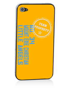 Mount Erie Christian Academy Little Angels Apple iPhone 4/4S Skin