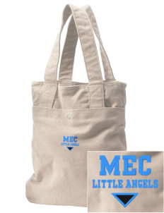 Mount Erie Christian Academy Little Angels Embroidered Alternative The Berkeley Tote