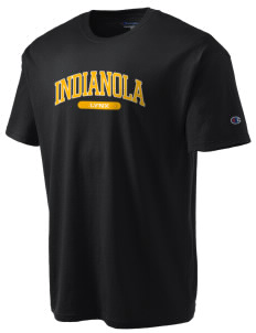 Indianola Junior High School Lynx Champion Men's Tagless T-Shirt