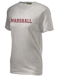 Marshall Middle School Mustangs Embroidered Alternative Unisex Eco Heather T-Shirt