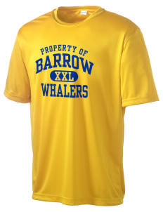 Barrow High School Whalers Men's Competitor Performance T-Shirt