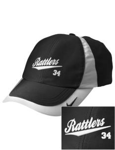 North Canyon High School Rattlers Embroidered Nike Golf Colorblock Cap