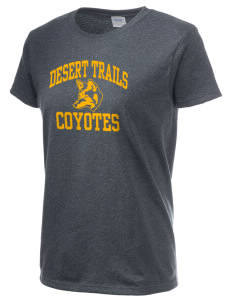 Desert Trails Elementary School Coyotes Women's 6.1 oz Ultra Cotton T-Shirt