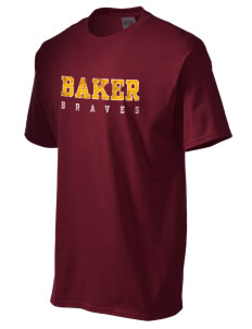Baker Elementary School Braves Men's Essential T-Shirt
