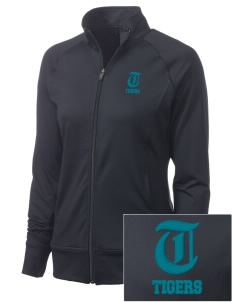 Topaz Elementary School Tigers Women's NRG Fitness Jacket