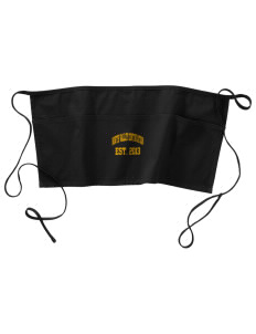 North Valley Continuation High School Bulldogs Waist Apron with Pockets
