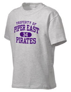 Piper East Elementary School Pirates Kid's Essential T-Shirt