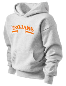 Fadden McKeown Chambliss Elementary Trojans Kid's Hooded Sweatshirt