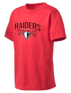 Barnstable HMCS School Raiders Kid's Lightweight T-Shirt