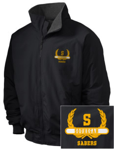 Souhegan High School Sabers Embroidered Holloway Men's Tall Jacket