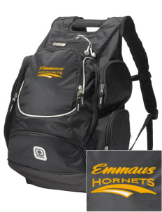 Emmaus High School Hornets  Embroidered OGIO Bounty Hunter Backpack