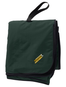 Emmaus High School Hornets  Embroidered Fleece and Nylon Travel Blanket