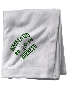 Emmaus High School Hornets  Sweatshirt Blanket