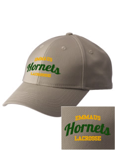 Emmaus High School Hornets  Embroidered New Era Adjustable Structured Cap