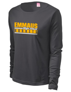 Emmaus High School Hornets  Women's Long Sleeve T-Shirt