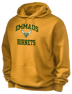 Emmaus High School Hornets Holloway Men's 50/50 Hooded Sweatshirt