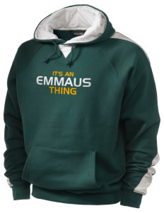 Emmaus High School Hornets Holloway Men's Hooded Sweatshirt
