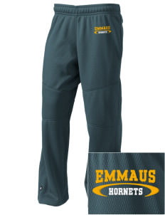 Emmaus High School Hornets Embroidered Holloway Kid's Open Cuff Warm Up Pants