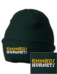 Emmaus High School Hornets Embroidered Knit Cap