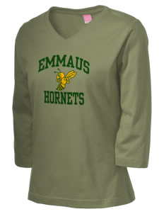 Emmaus High School Hornets Women's 3/4-Sleeve T-Shirt
