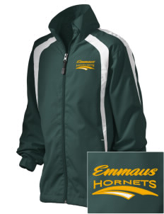 Emmaus High School Hornets Embroidered Kid's Color Block Jacket