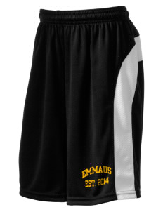 Emmaus High School Hornets Kid's Dry Zone Colorblock Shorts