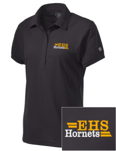Emmaus High School Hornets Embroidered OGIO Women's Jewel Polo