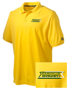Emmaus High School Hornets Embroidered OGIO Men's Caliber Polo