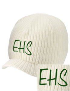 Emmaus High School Hornets Embroidered Knit Beanie with Visor