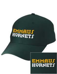Emmaus High School Hornets Embroidered Low-Profile Cap