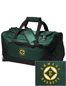 Emmaus High School Hornets Embroidered Holloway Chill Medium Duffel Bag