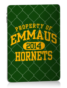 Emmaus High School Hornets Apple iPad Skin