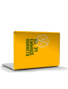 "Emmaus High School Hornets Apple MacBook Pro 15"" & PowerBook 15"" Skin"